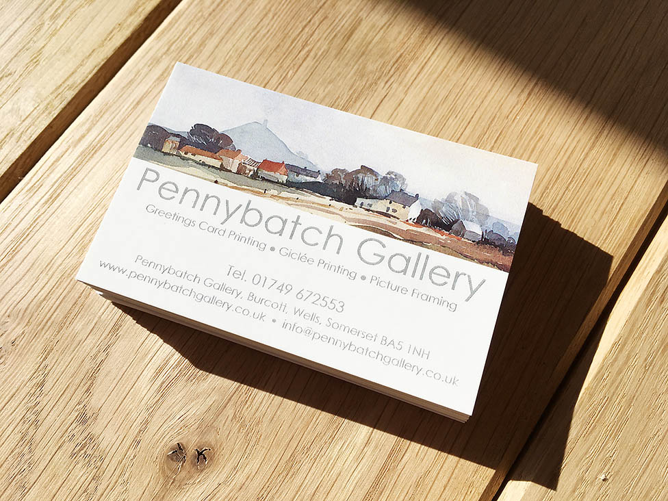 Business Cards - Design and Print